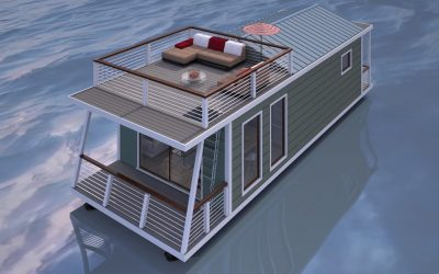 Is The Riverlodge 40 The Ultimate Houseboat?